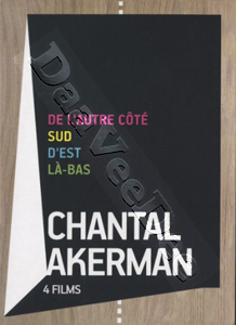 Chantal Akerman Collection 4-DVD Box Set (DVD)
