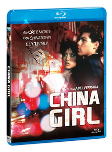 China Girl  (1987) (Blu-Ray)