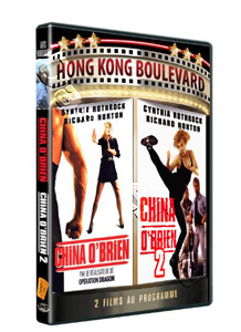 China O'Brien / China O'Brien 2 (DVD)