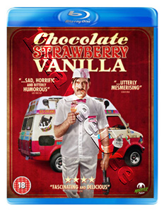 Chocolate Strawberry Vanilla (2014) (Blu-Ray)
