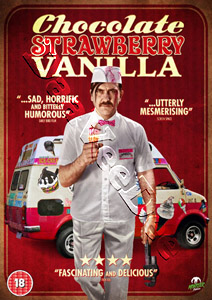 Chocolate Strawberry Vanilla  (2014) (DVD)