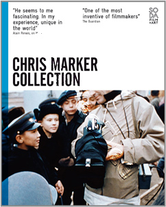 Chris Marker Collection (10 Films) (Blu-Ray)