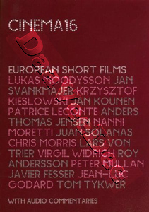 Cinema 16 - European Short Films Collection (DVD)