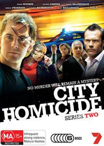City Homicide - Series 2 - 6-DVD Set (DVD)