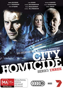 City Homicide - Series 3 - 6-DVD Set (DVD)