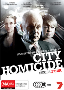 City Homicide - Series 4 - 5-DVD Set (DVD)