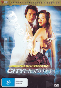 City Hunter (DVD)