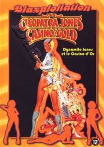 Cleopatra Jones and the Casino of Gold (1975) (DVD)