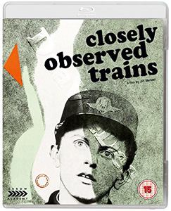 Closely Observed Trains  (1966)  (Blu-Ray)