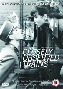 Closely Observed Trains (DVD)