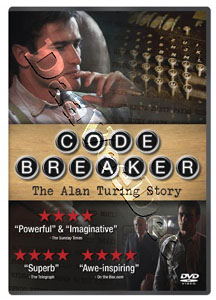 Codebreaker: The Alan Turing Story (DVD)
