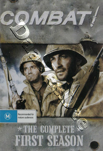 Combat! Season 1 - 8-DVD Set