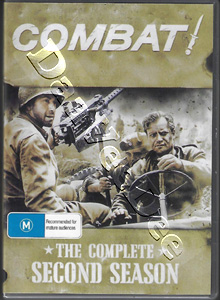 Combat! Season 2 - 8-DVD Set