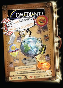 Comedians With The Sun In A Suitcase (DVD)