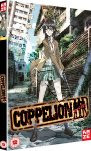 Coppelion: Complete Series - 3-DVD Box Set (DVD)