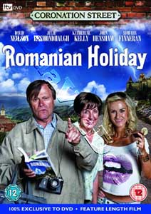 Coronation Street: Romanian Holiday (DVD)
