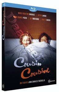 Cousin, cousine (1975)  (Blu-Ray)
