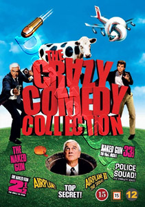 Crazy Comedy Collection 7-DVD Set
