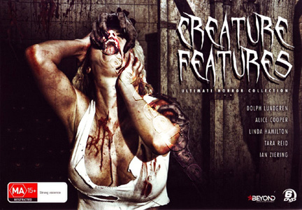 Creature Features Ultimate Horror Collection 6-DVD Box Set (DVD)