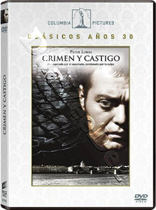 Crime and Punishment (1935) (DVD)