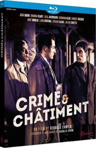 Crime and Punishment (1956) (Blu-Ray)