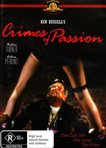 Crimes of Passion (1984) (DVD)