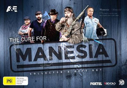 Cure for Manesia 12-DVD Set