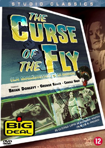 Curse of the Fly (1965)  (DVD)