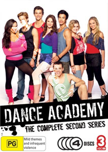 Dance Academy (Complete Series 2) - 4-DVD Box Set (DVD)