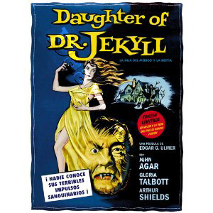 Daughter of Dr. Jekyll / Climax!: Dr. Jekyll and Mr. Hyde (DVD)