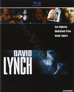 David Lynch Collection - 3-Disc Box Set (Blu-Ray)