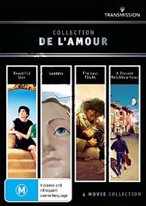 De L'Amour Collection - 4-DVD Box Set (DVD)