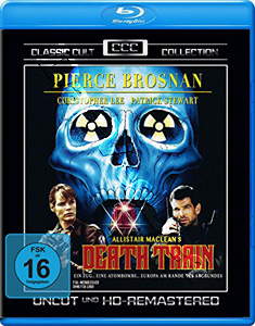 Death Train (1993)  (Blu-Ray)
