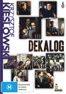 Dekalog - 4-DVD Set (DVD)