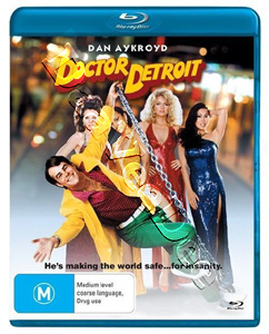 Doctor Detroit (Blu-Ray)