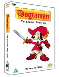 Dogtanian - Complete Series 1 - 4-DVD Box Set (DVD)