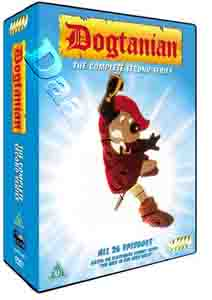 Dogtanian - Complete Series 2 - 4-DVD Box Set (DVD)