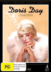 Doris Day Collection - 4-DVD Set