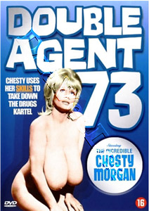 Double Agent 73 (1974)  (DVD)