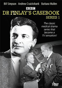 Dr. Finlay's Casebook (Series 1) - 3-DVD Set (DVD)