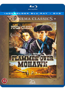 Drums Along the Mohawk  (Blu-Ray)