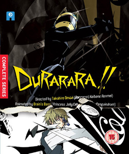 Durarara!! (Complete Series) - 4-Disc Box Set (Blu-Ray)