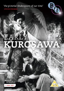 Early Kurosawa Collection - 4-DVD Box Set (DVD)
