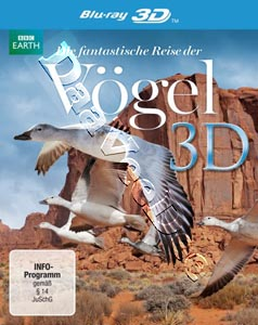 Earthflight 3D (Blu-Ray)