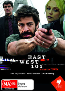 East West 101 (Season 2) - 2-DVD Set (DVD)