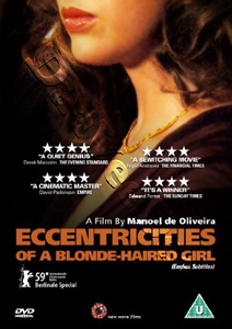 Eccentricities of a Blonde-Haired Girl (DVD)