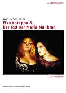 Eika Katappa / The Death of Maria Malibran - 2-DVD Set (DVD)