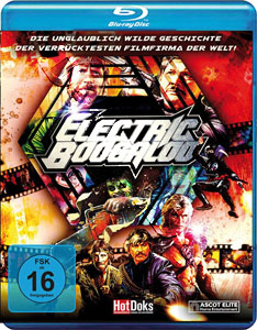 Electric Boogaloo: The Wild, Untold Story of Cannon Films (2014)  (Blu-Ray)