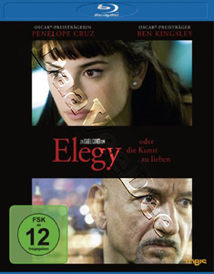 Elegy: Dying Animal (Blu-Ray)