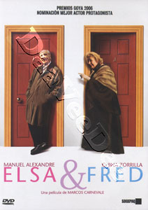 Elsa and Fred (DVD)
